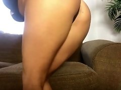 Playing With My Pussy After Workout video on WebcamWhoring.com