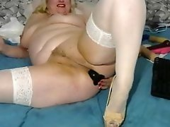 Ukrainian bbw webmodel Viollahot 57 video on WebcamWhoring.com