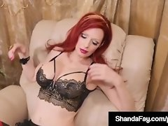 Canadian Housewife Shanda Fay Is Banged By Lucky Camera Guy! video on WebcamWhoring.com