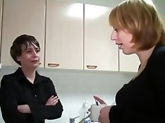 Office Lesbians Turn It Up A Notch video on WebcamWhoring.com