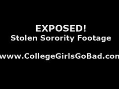 Teen college lesbians in hot group sex for sorority video on WebcamWhoring.com