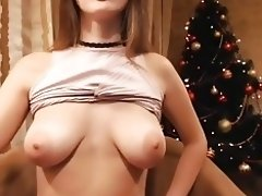 Balls for the new year! video on WebcamWhoring.com