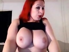 Red-Head Big Butt 5 video on WebcamWhoring.com