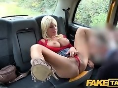 Fake Taxi Rough backseat fuck for sexy Hungarian MILF Tiffany Rousso video on WebcamWhoring.com