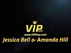 Pee Fun With Amanda Hill and Jesica Bell video on WebcamWhoring.com