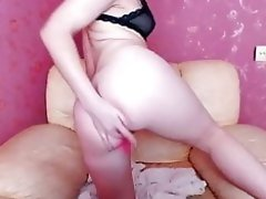 Cute girl private video on WebcamWhoring.com