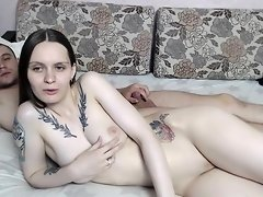 Hot brunette babe gives a perfect POV blowjob video on WebcamWhoring.com