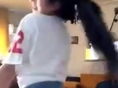 turkish girls dancing in tight shorts on periscope video on WebcamWhoring.com