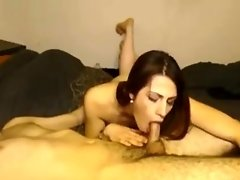 Raunchy Attractive Teenie Is Drilled video on WebcamWhoring.com