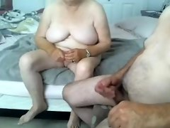 Granny And Grandpa Naked On Cam video on WebcamWhoring.com