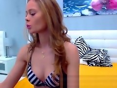Fine PLAYHOTCAM Blonde Chick Definitely Knows Her Fitness video on WebcamWhoring.com