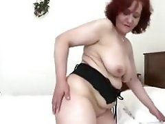 real granny video on WebcamWhoring.com