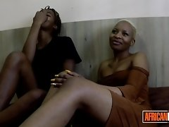 Genuine African Short Haired Lesbians Eat Pussy|3::Lesbian,6::Amateur,13::Ebony,38::HD video on WebcamWhoring.com