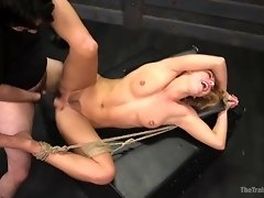 "Carter Cruise ""Hogtied"" video on WebcamWhoring.com"