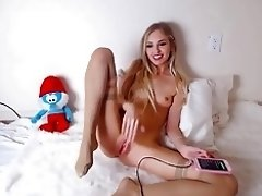 Sexy chick plays with young sweet vagina video on WebcamWhoring.com