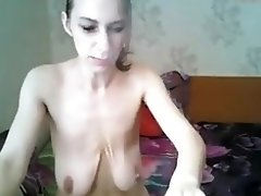 A little saggy floppy video on WebcamWhoring.com